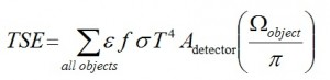 TSE Equation